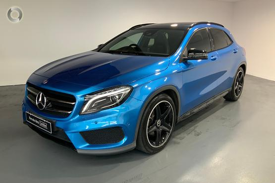2016 Mercedes-Benz <br>GLA 180