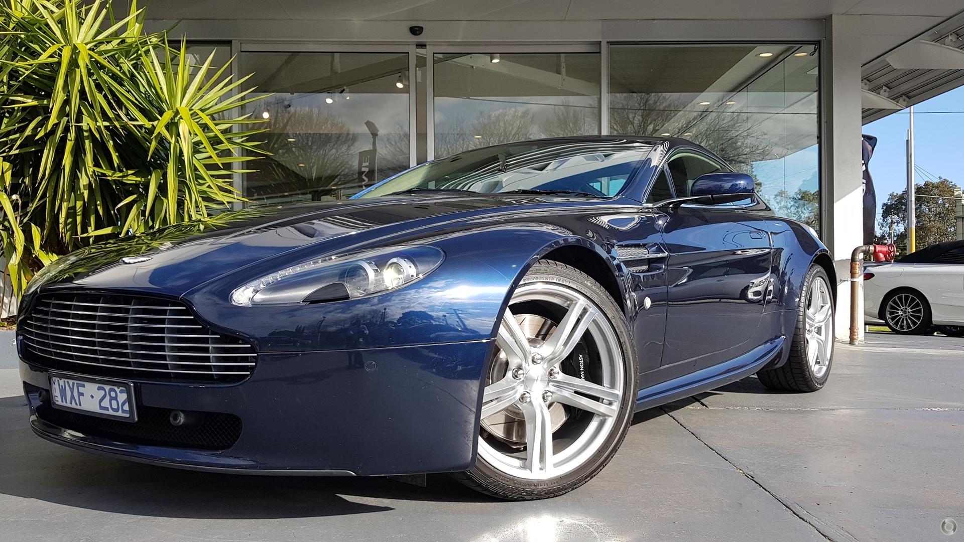 2009 Aston Martin V8 (No Series)