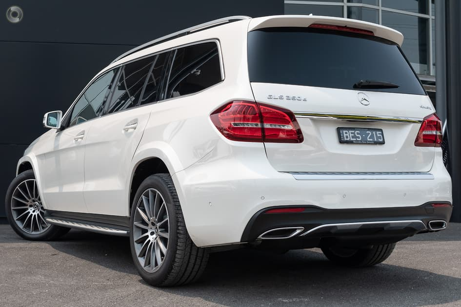 2019 Mercedes-Benz GLS 350 D Wagon