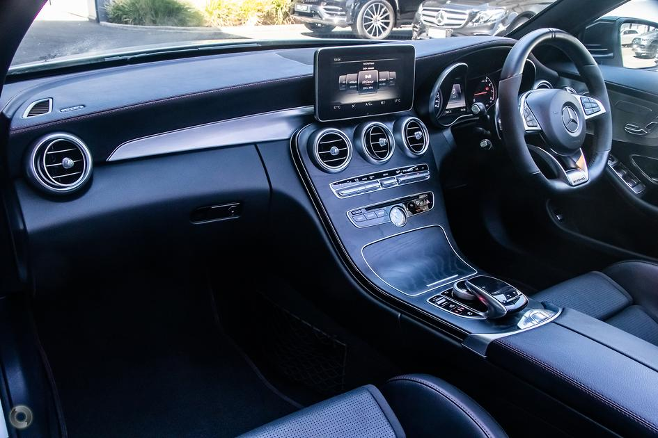 2016 Mercedes-Benz C 43 AMG Cabriolet