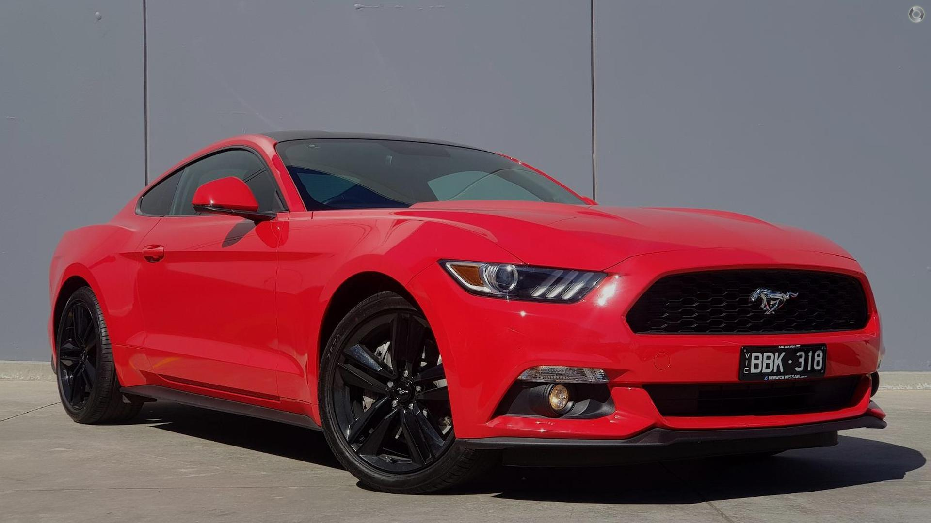 2015 Ford Mustang FM