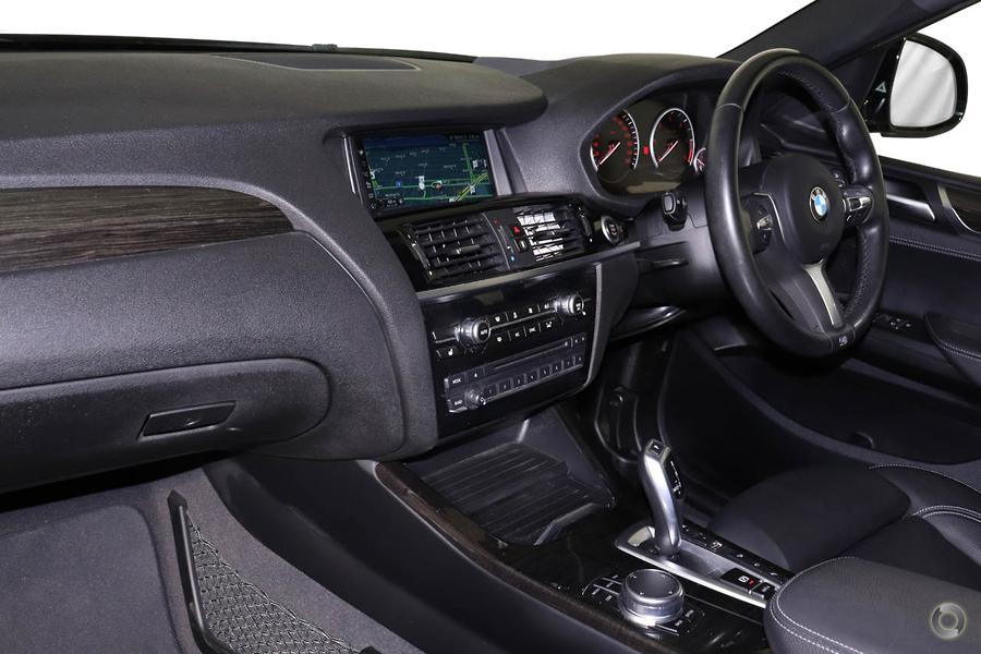 2016 BMW X4 xDrive20d
