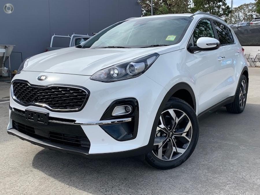 2019 Kia Sportage SLi QL