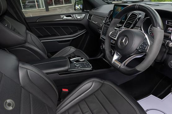 2016 Mercedes-Benz GLS 63 AMG