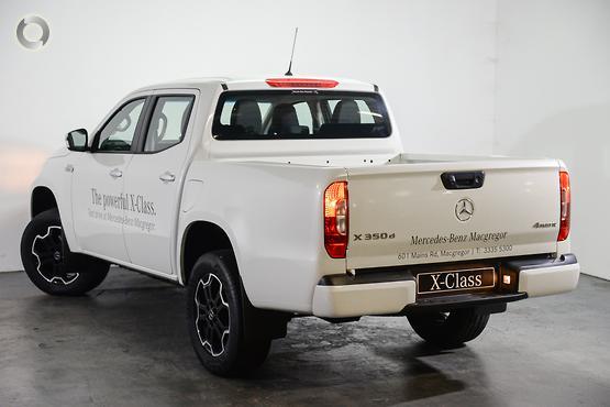2018 Mercedes-Benz X 350 D PROGRESSIVE