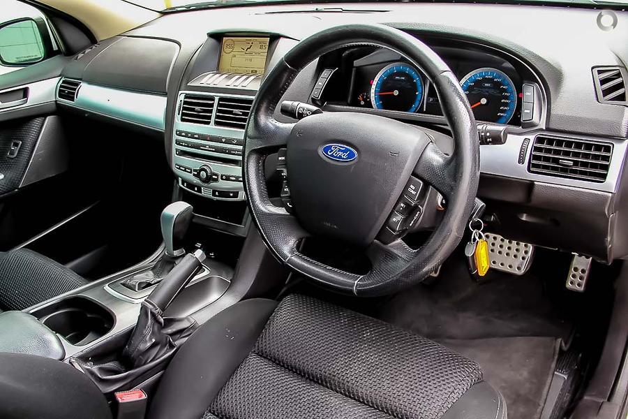 2010 Ford Falcon Ute XR6 FG