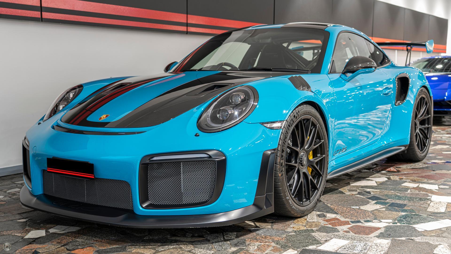 2018 Porsche 911 991