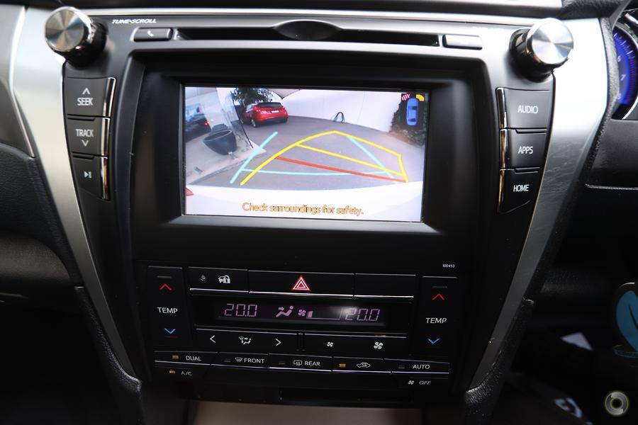2017 Toyota Aurion AT-X GSV50R