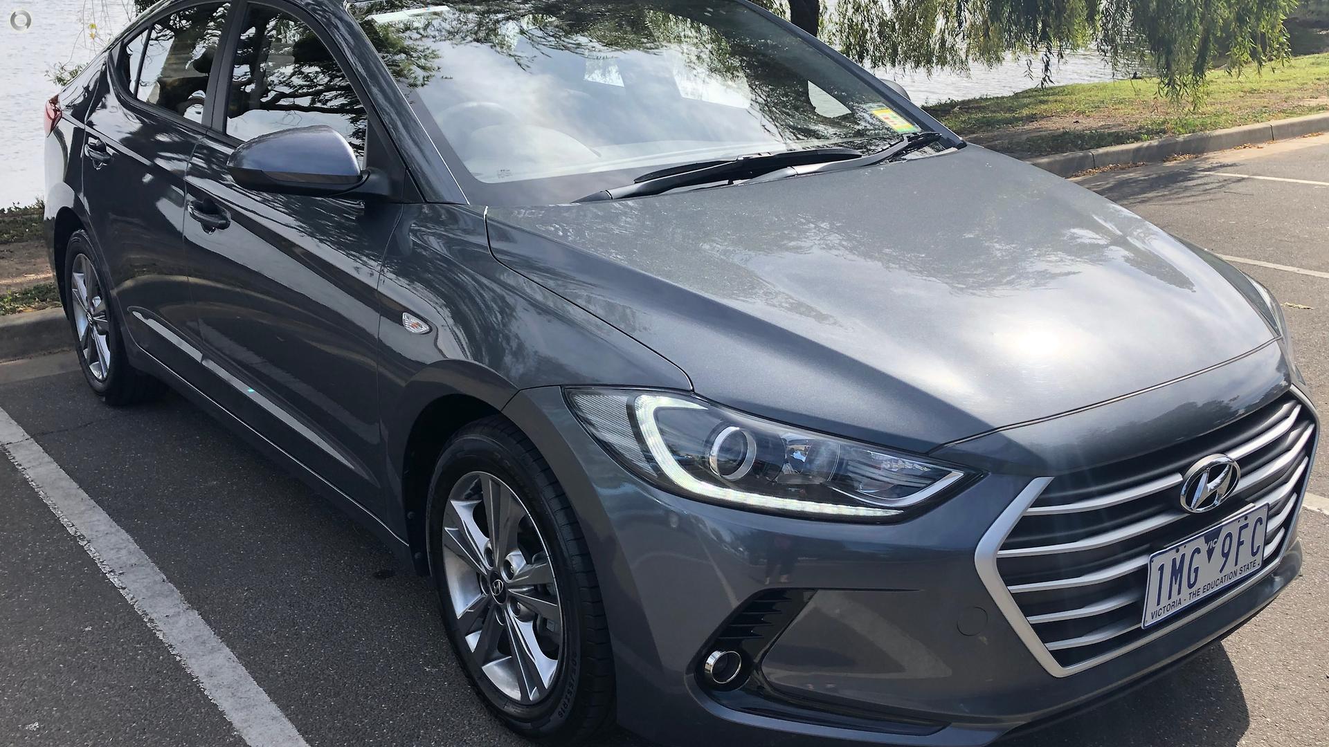 2017 Hyundai Elantra AD