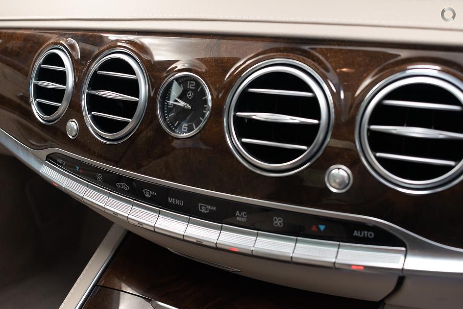 2014 Mercedes-Benz S 300 BLUETEC HYBRID Sedan