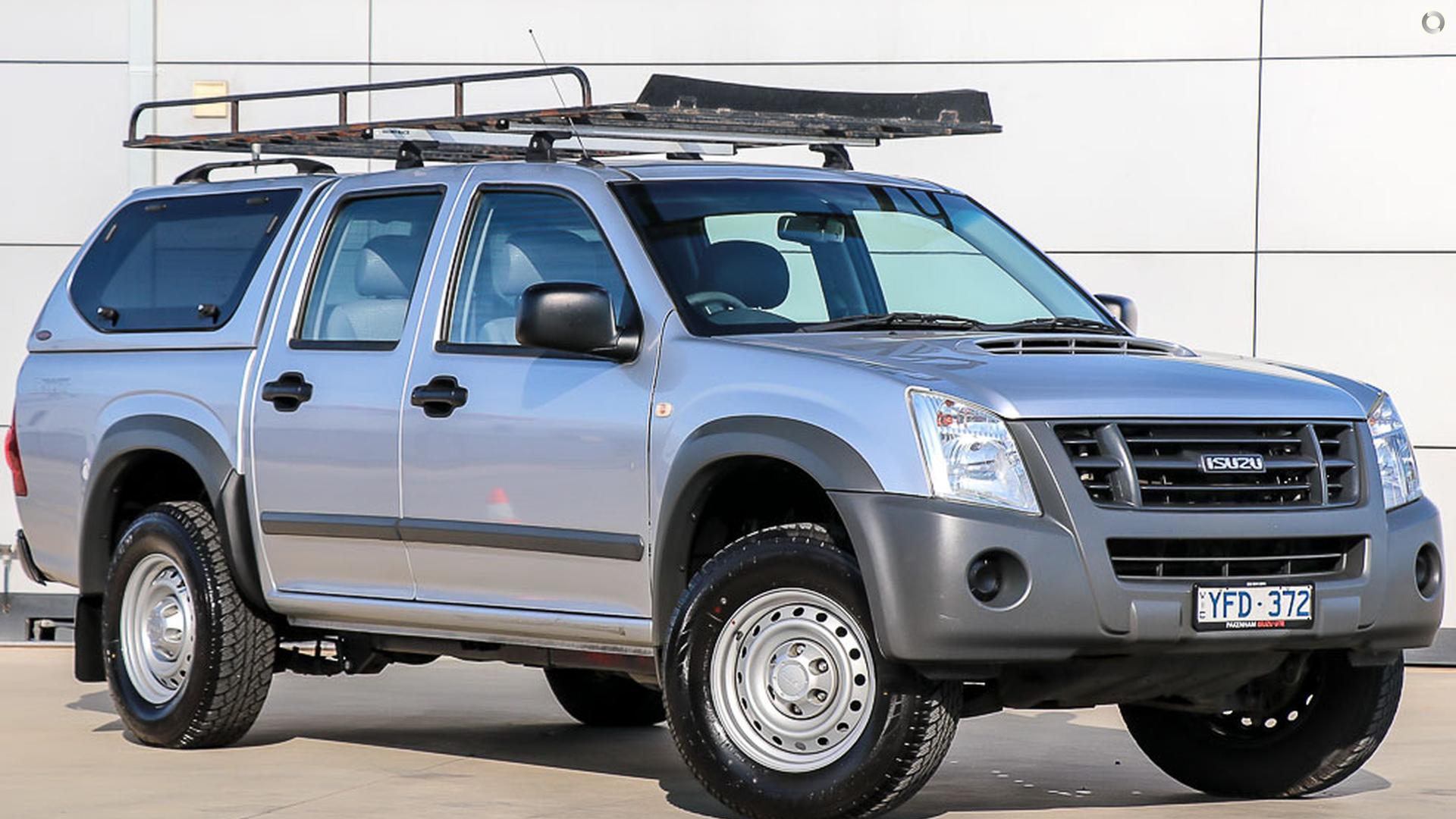2010 Isuzu D-max (No Series)