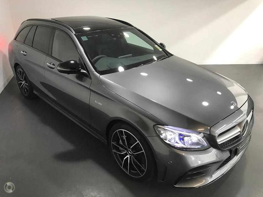 2019 Mercedes-Benz C 43 AMG Estate