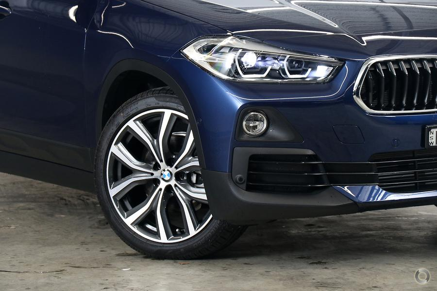 2019 BMW X2 sDrive18i