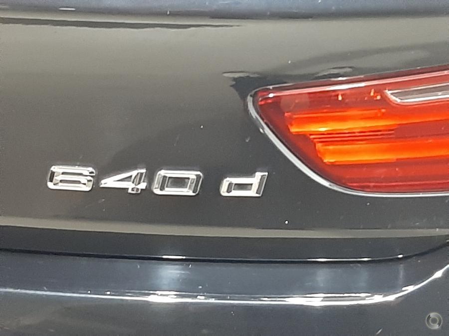 2015 BMW 640d