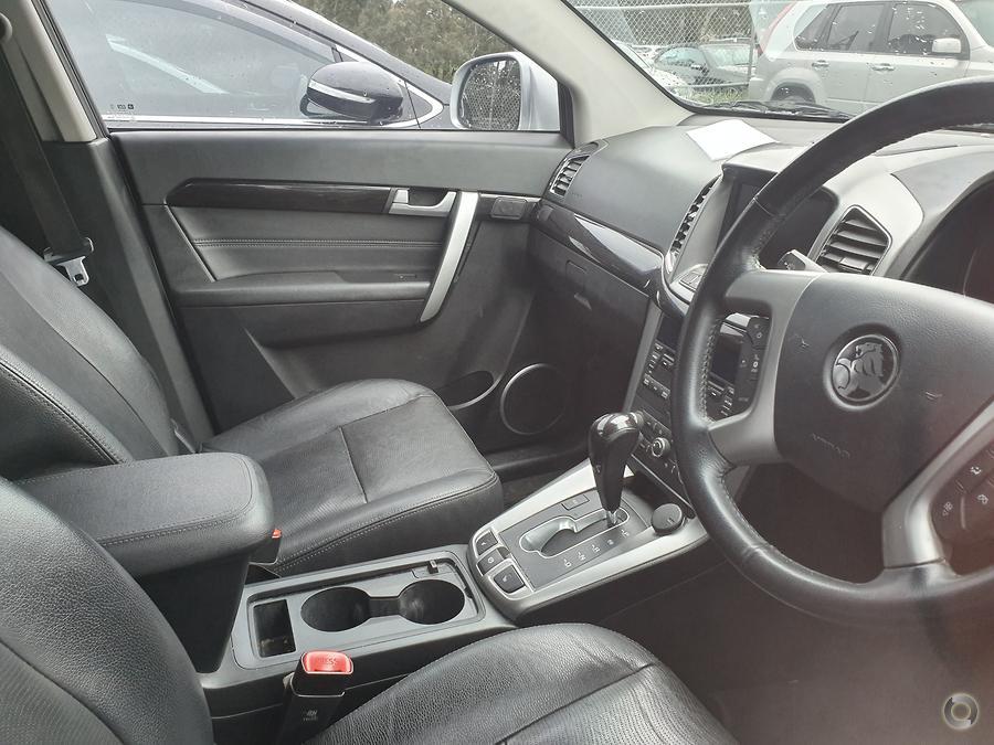 2015 Holden Captiva 7 LTZ CG - Dandenong Nissan