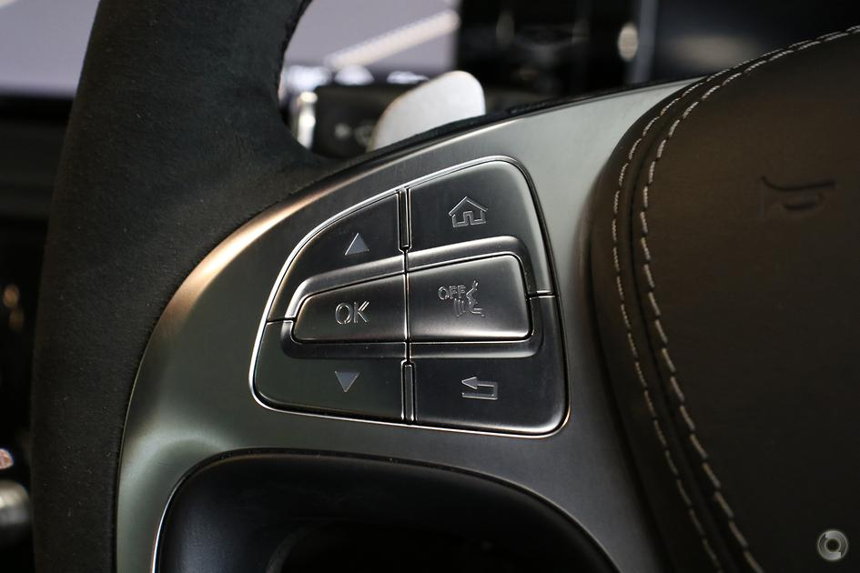 2014 Mercedes-Benz S 63 AMG Sedan