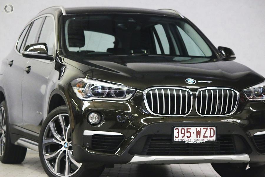 2016 BMW X1 sDrive18d
