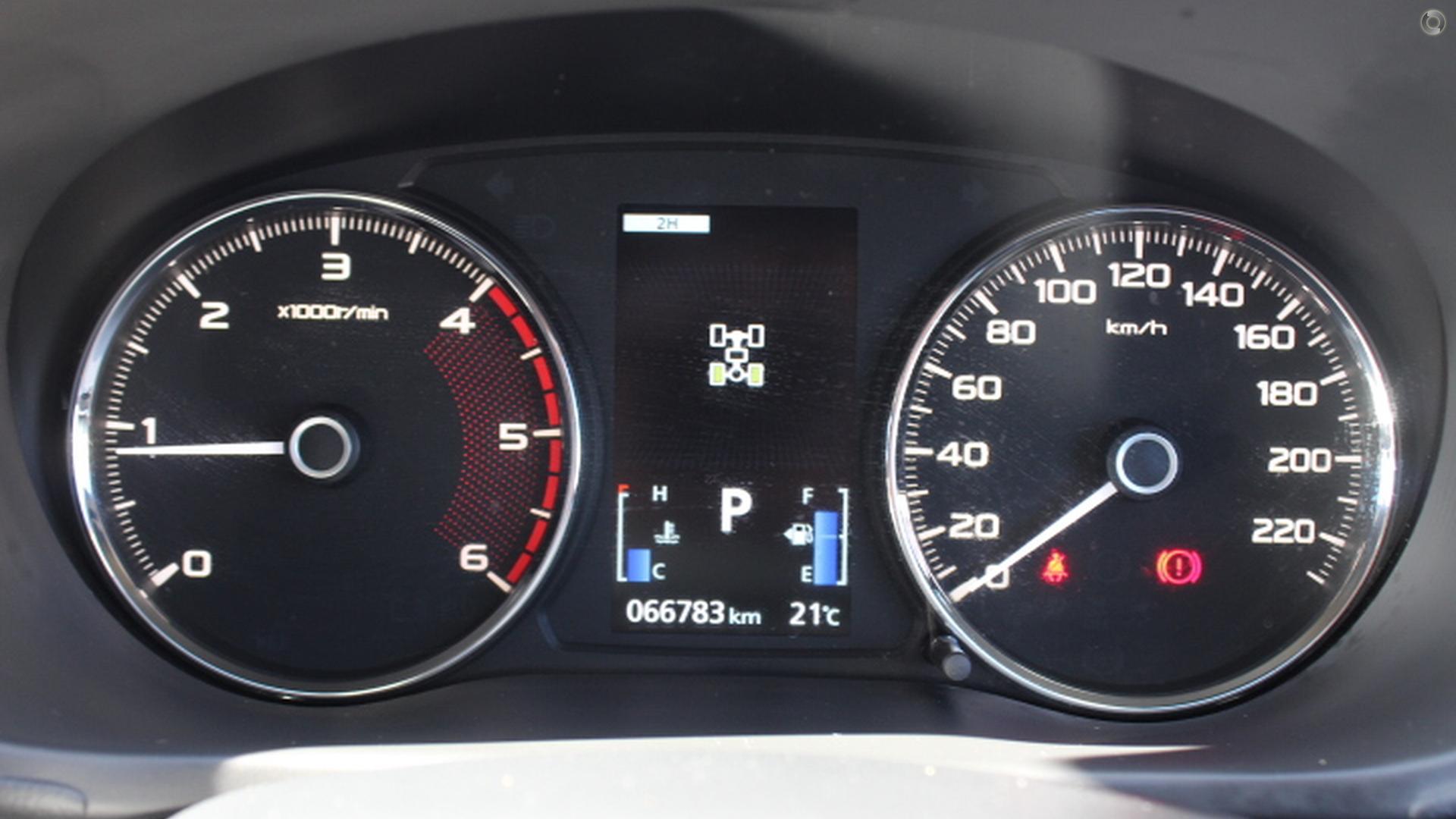2015 Mitsubishi Pajero Sport GLS QE