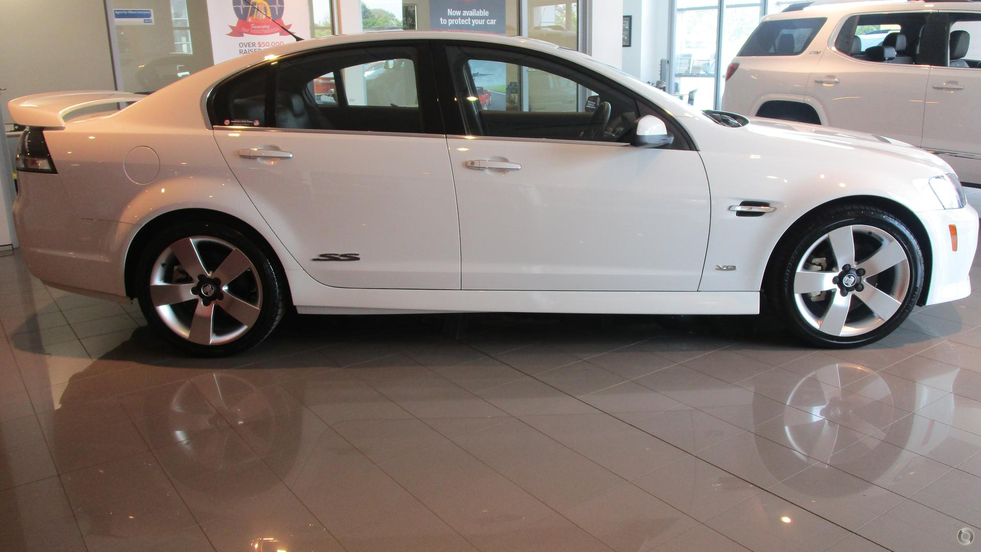 2010 Holden Commodore SS V Special Edition VE