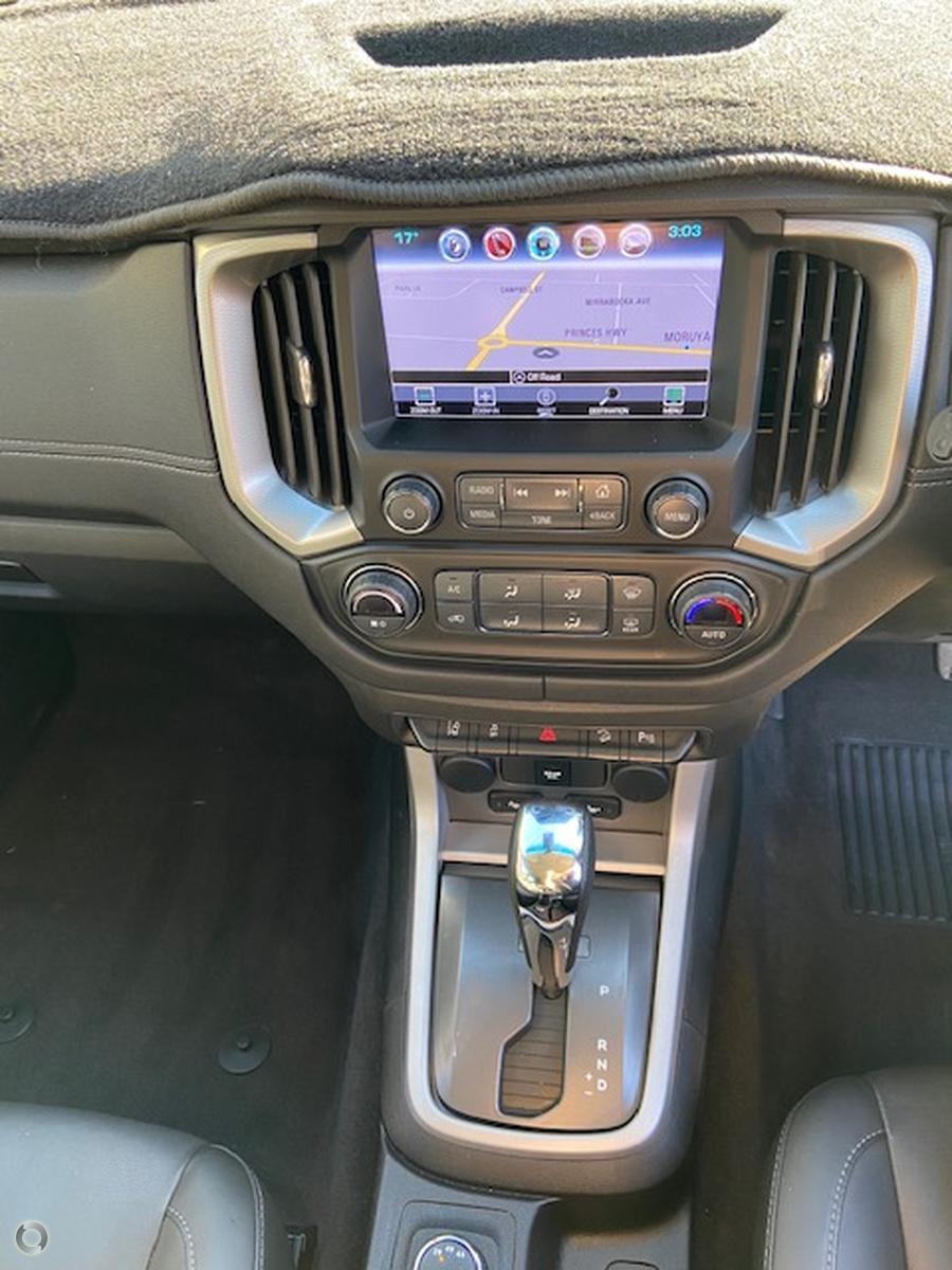 2017 Holden Trailblazer Z71 RG