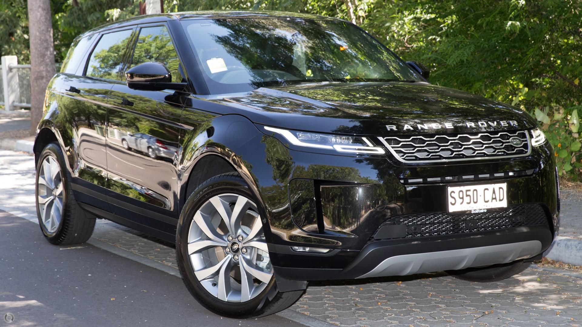 2019 Land Rover Range Rover Evoque L551