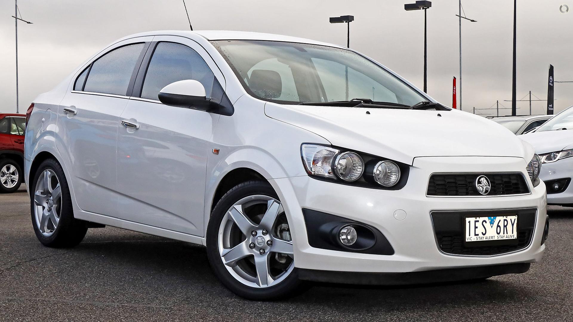 2013 Holden Barina CDX TM