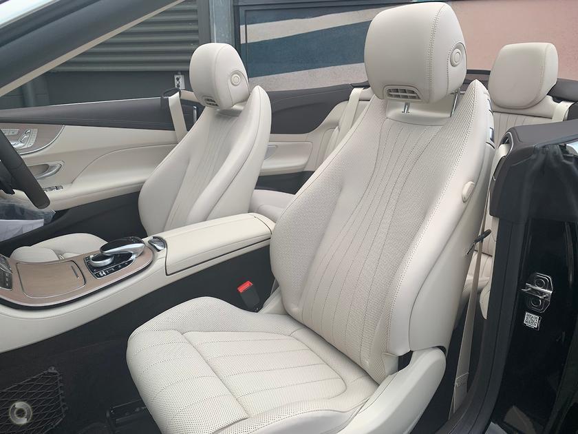 2018 Mercedes-Benz E 450 Cabriolet