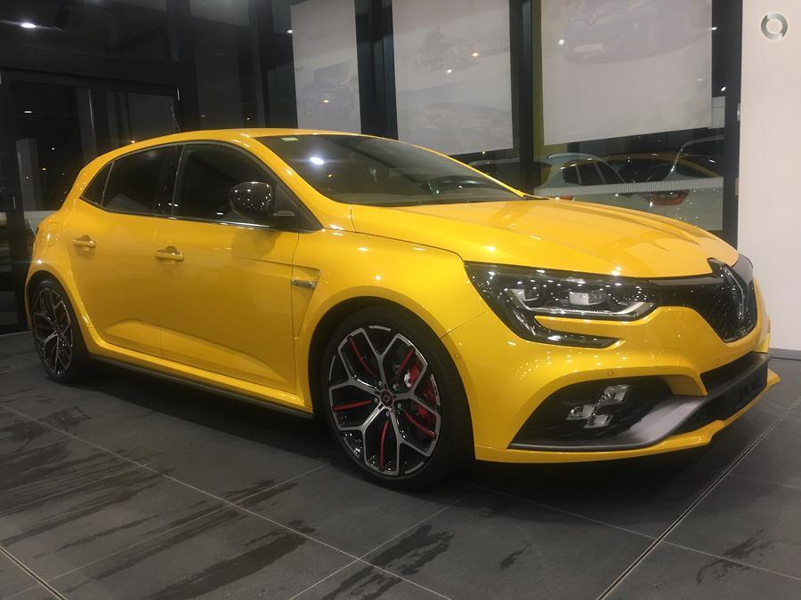 2019 Renault Megane R.S. Trophy BFB