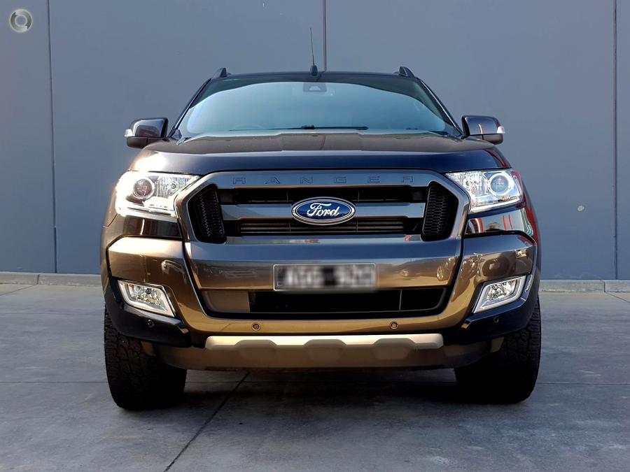 2015 Ford Ranger Wildtrak PX MkII
