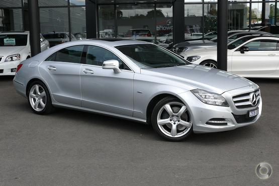 2012 Mercedes-Benz CLS 350 CDI BLUEEFFICIENCY
