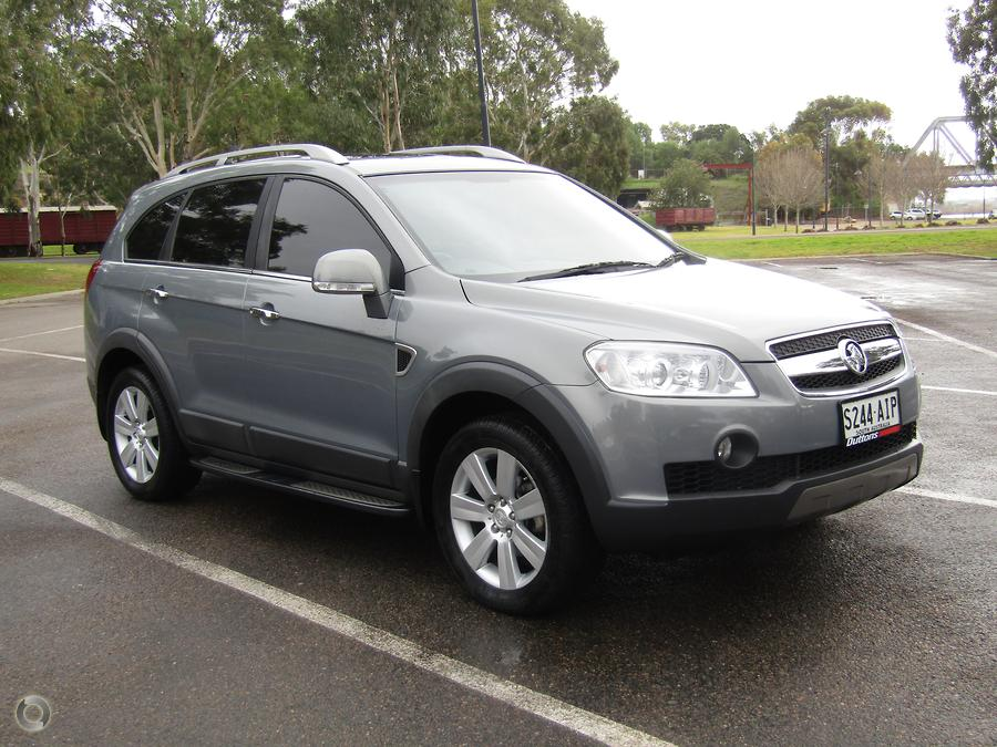 2010 Holden Captiva LX CG - Duttons Murray Bridge Nissan