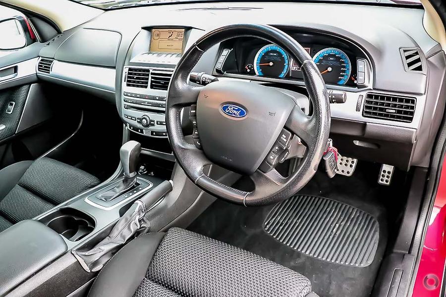 2010 Ford Falcon XR6 FG