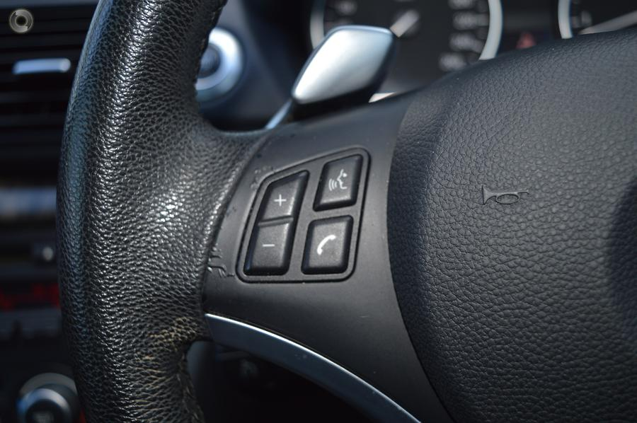 2009 BMW 1 Series 125i E88