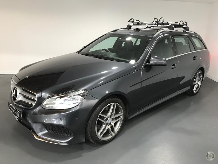 2013 Mercedes-Benz E 200 Estate