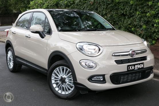 2018 Fiat 500X Pop Star Series 2