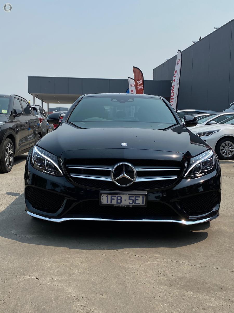 2015 Mercedes-Benz C250  W205