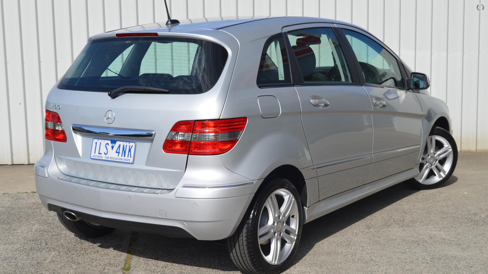 2010 Mercedes-benz B180  W245