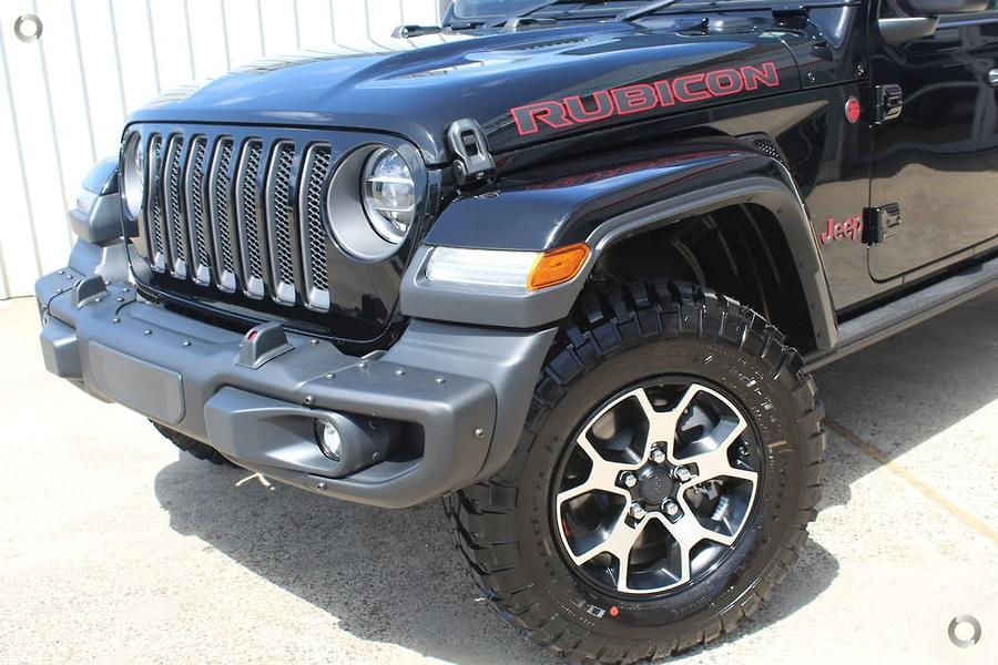 2019 Jeep Wrangler Unlimited Rubicon JL