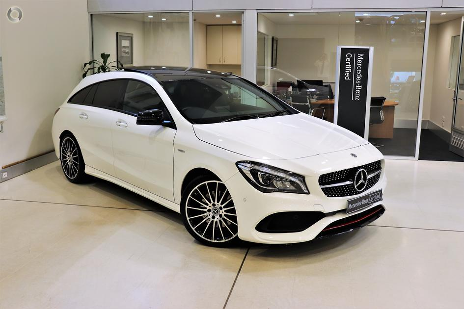 2019 Mercedes-Benz CLA 250 SPORT Shooting Brake