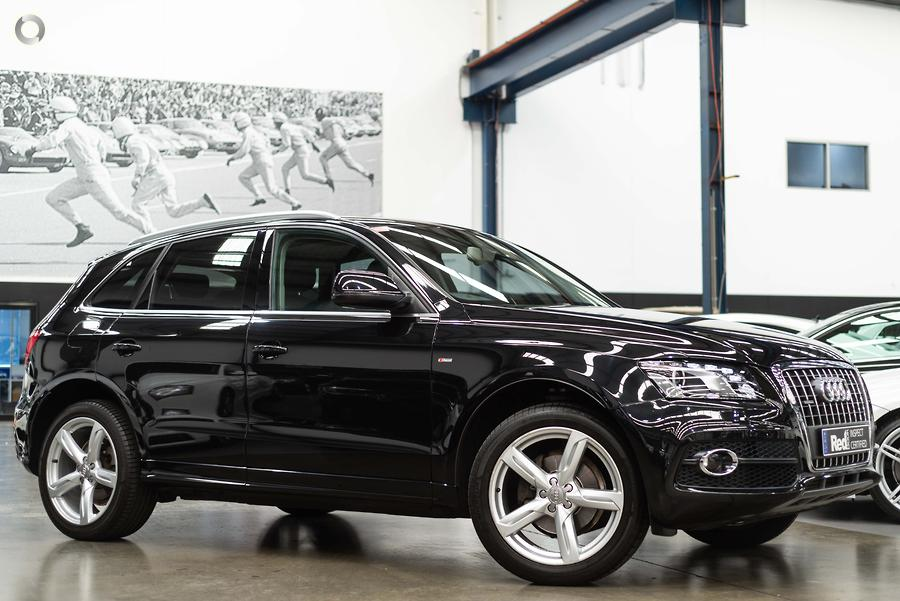 2012 Audi Q5 TDI 8R