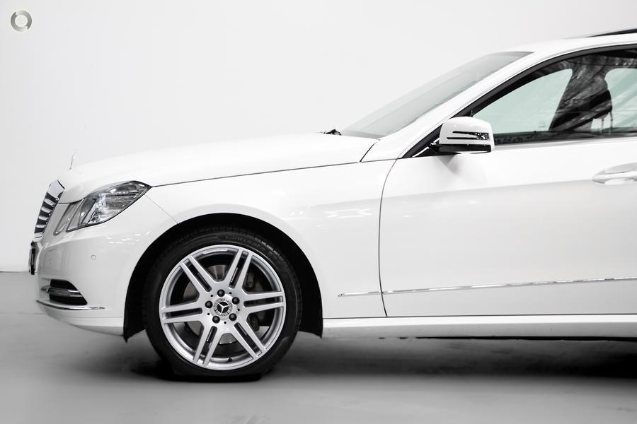 2011 Mercedes-Benz E350 Elegance W212