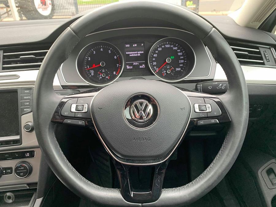 2016 Volkswagen Passat 132TSI B8