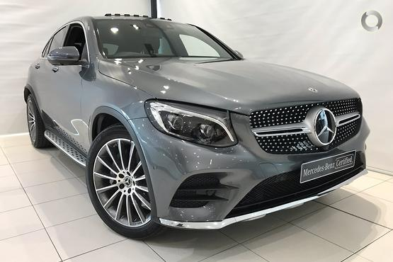 2017 Mercedes-Benz GLC 250