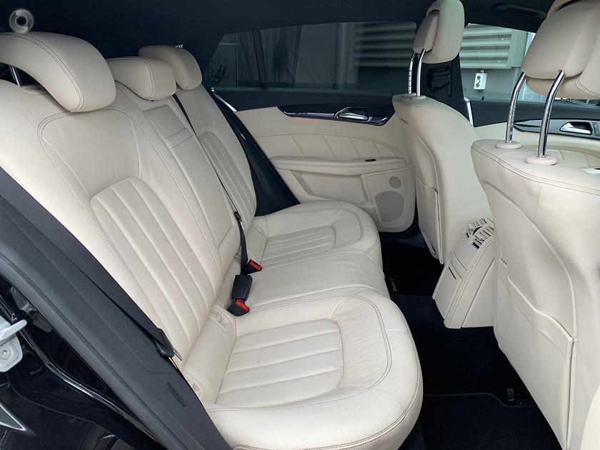 2013 Mercedes-Benz CLS 250 CDI BLUEEFFICIENCY Shooting Brake