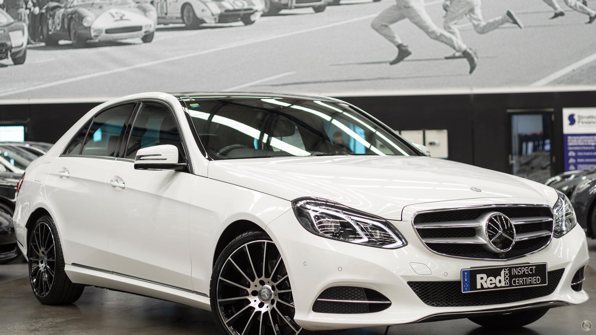 2014 Mercedes-Benz E250 W212