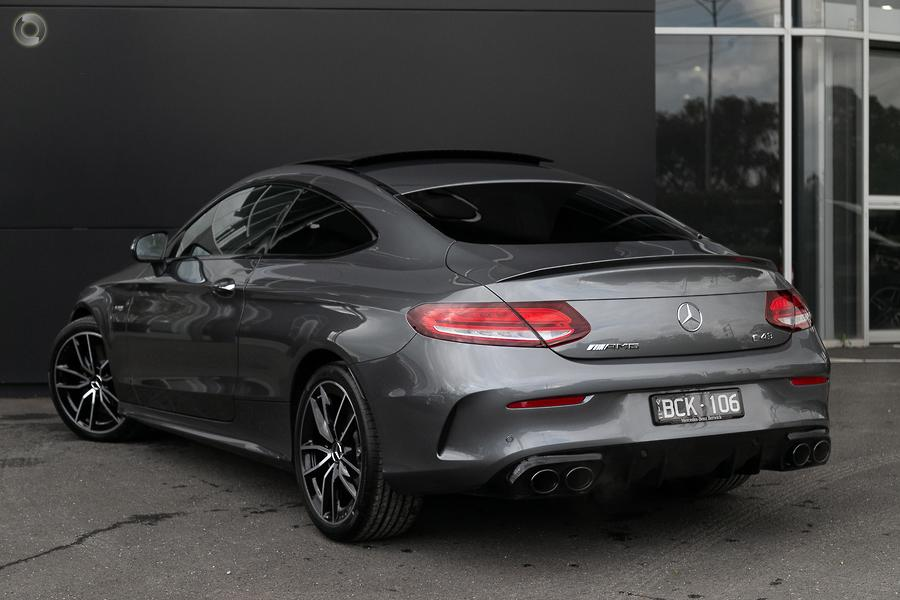 2019 Mercedes-Benz C43 AMG C205 - Patterson Cheney Group
