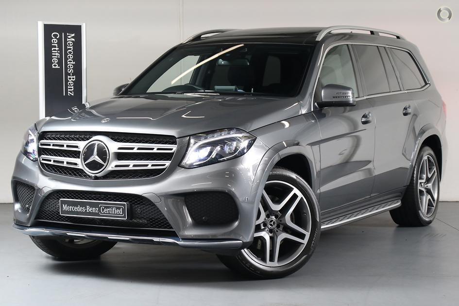 2019 Mercedes-Benz GLS 350 D SPORT Wagon