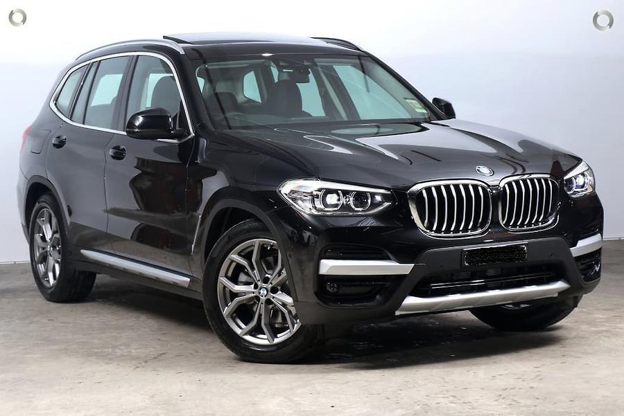 2019 BMW X3 sDrive20i