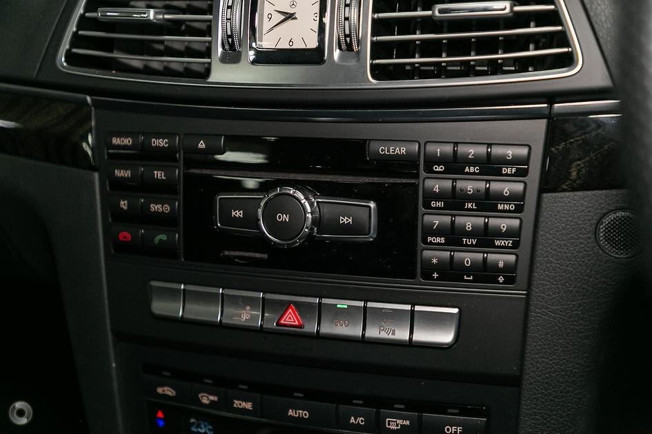 2014 Mercedes-Benz E 200 Coupe