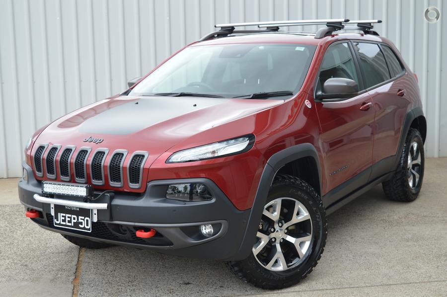 2014 Jeep Cherokee Trailhawk KL